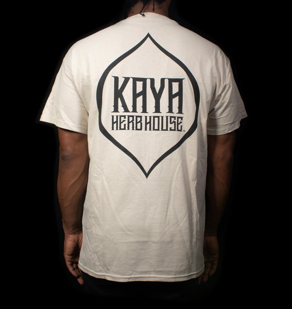 Kaya Herb House White T-shirt