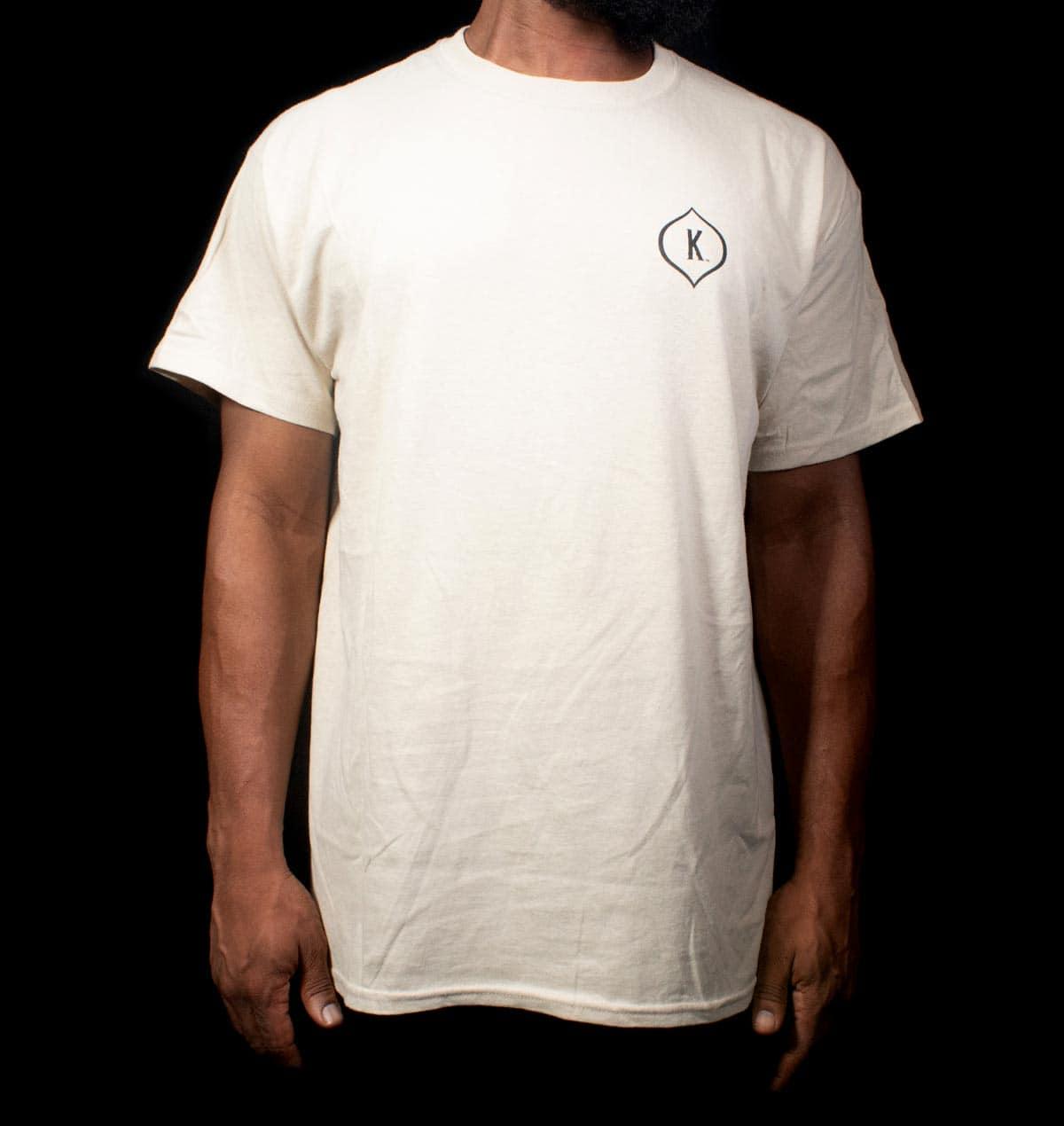 Kaya Decal White T-shirt