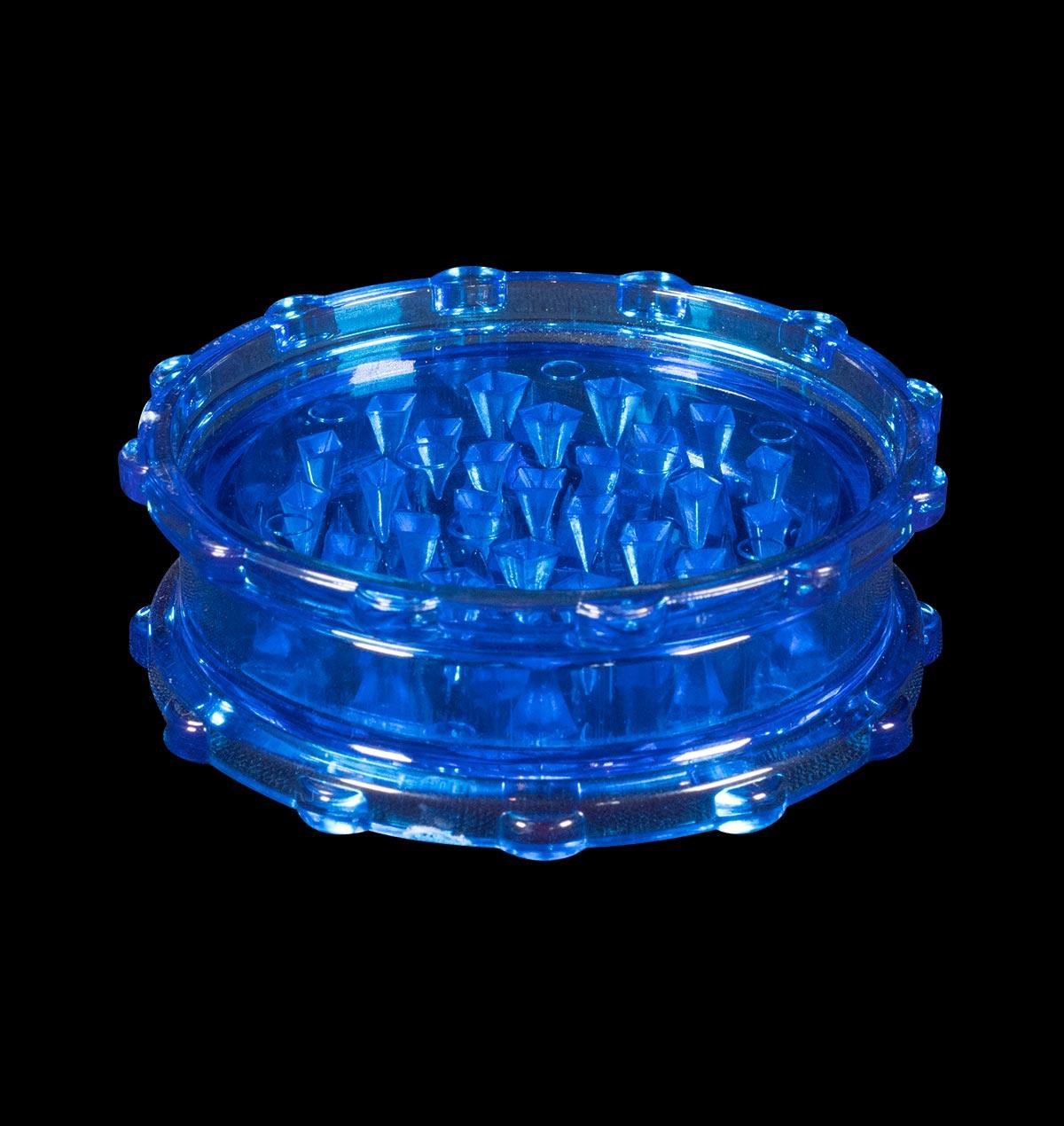 Blue Plastic Grinder