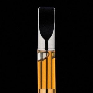 co2 extract vape cartridge
