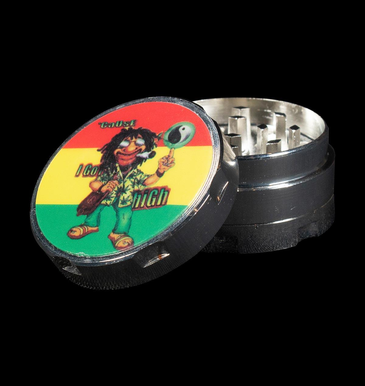 Metal I got high grinder