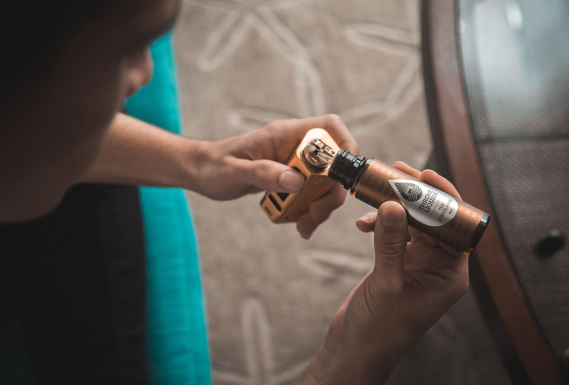 How Is Nicotine Measured In E-Liquid?
