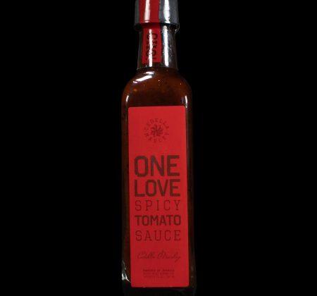 One Love Spicy Tomato Sauce